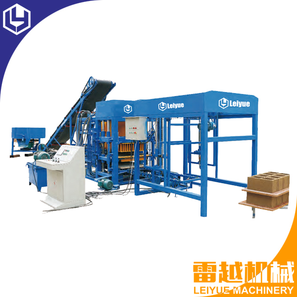 QT4-18 fully automac block machine